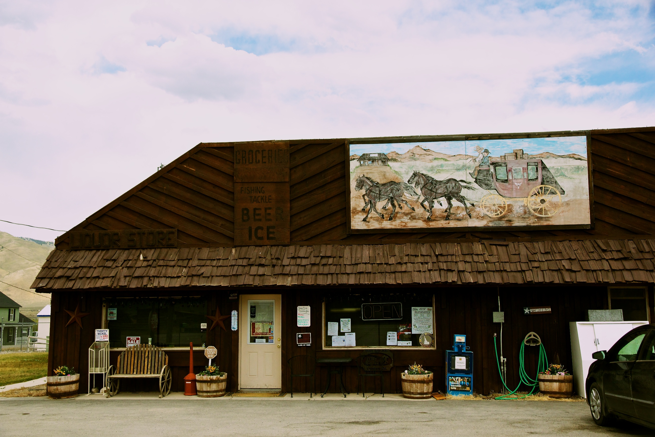 Day 6: Idaho Falls, ID to Missoula, MT – By the Seat of My Pants