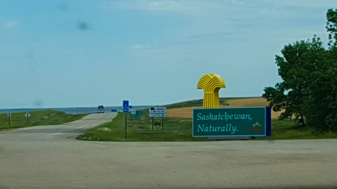 Day 7 Williston Nd To Regina Sk By The Seat Of My Pants
